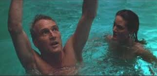 """Classic Film and TV Café: Paul Newman Gets Wet in """"The Drowning Pool"""""""