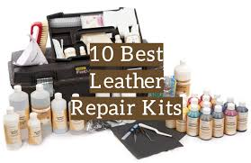 10 best leather repair kits for diy renovation projects