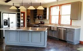 back to stylish shaker style kitchen cabinets