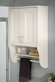 vanity wall towel bar kemper cabinetry