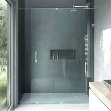 charming glass frameless shower doors shower door view larger image inch clear glass sliding shower door