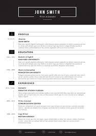 Template Microsoft Word Sleek Resume Template 1 Jobs Standard Cv