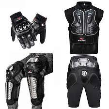 <b>WOSAWE Motorcycle</b> MTB Protective Gear <b>Elbow</b> Protector Armor ...