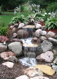 Small Picture Best 10 Back garden waterfalls ideas on Pinterest Garden