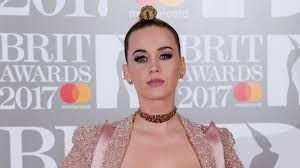turns out katy perry had a lovely experience at the 2009 brit awards erm