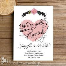 Pink Wedding Invitations Cheap Invites At Invitesweddings Com