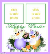 easter picture frames for facebook free printable easter picture frames