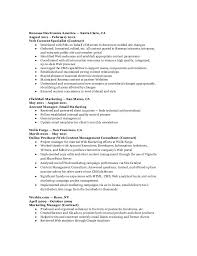 Market Research Resume Sample Marketing Communication Analyst