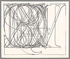 letterforms and writing in contemporary art essay heilbrunn  heilbrunn timeline of art history