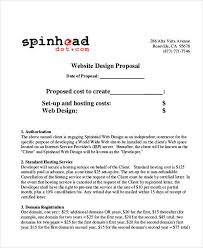 13 Design Proposals Free Sample Example Format Download