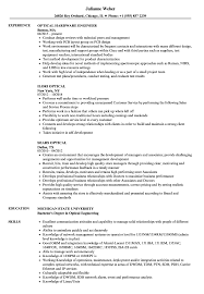 Optical Engineer Resume Optical Resume Samples Velvet Jobs 17