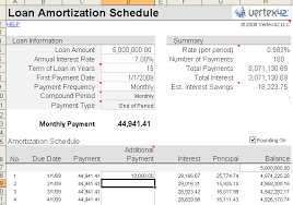 download amortization schedule excel based amortization schedule calculator free