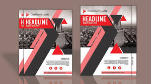 How To Design A Flyer In Photoshop How To Make A Business Flyer Photoshop Tutorial