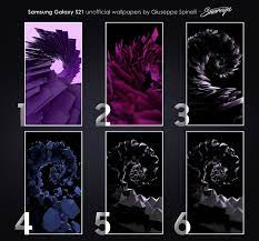 Galaxy S21 wallpapers to download in ...