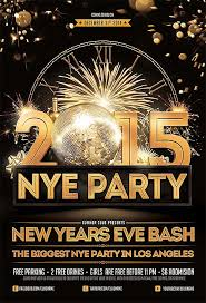 new year s template download new years eve free psd flyer template