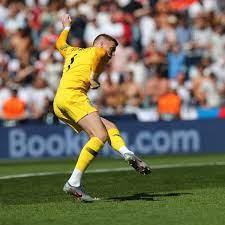 بيكفورد يحقق رقما تاريخيا مع منتخب إنجلترا - كورة