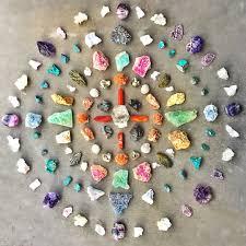 Crystal Grid Patterns Cool Inspiration