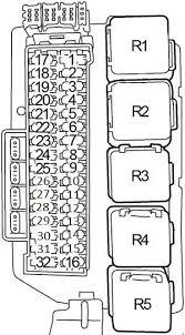 1998 Caravan Fuse Diagram Ford E-250 Fuse Box Diagram