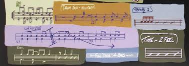 By following this concept, the producer or drummer can add a more complete and creative feel to the music. How To Read Write Drum Sheet Music Drum Notation Guide Beatsure