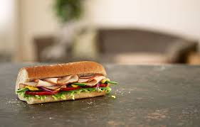 top your subway salad with turkey t or any other cold cuts you like