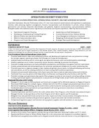 11 Security Resume Examples Build Your Own Version Www Mhwaves Com