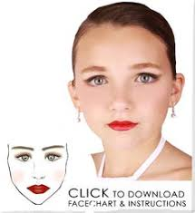 learn how to do your daughter s dance recital makeup in six simple