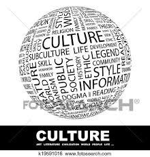Culture Clip Art