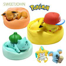 Mô hình búp bê pokemon đáng yêu