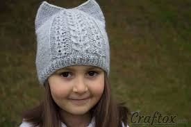 Cat Hat Pattern