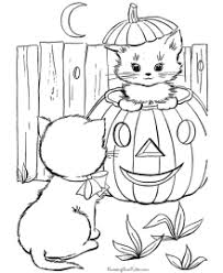 Small Picture Jack O Lanterns Halloween Coloring Pages