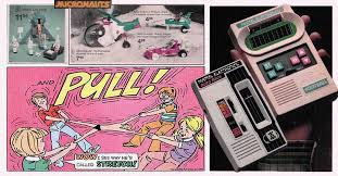 Toys from the 1970 s