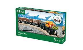 brio railway trains boxcar train 33567