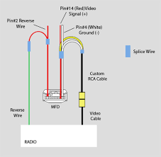 toyota backup camera wiring diagram toyota wiring diagrams online