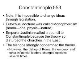 「the second constantinopolis conference, 553」の画像検索結果