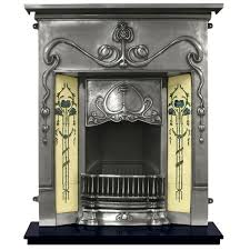 valentine 39 cast iron combination fireplace cast back 42 x 15 black granite hearth 50 for solid fuel fireplace tiles
