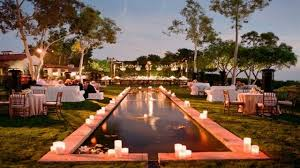 patio with pool simple. Delighful With Pool Backyard Wedding Decorations Combined With Cute Candles And Simple  Wooden Chairs Plus Round Table Under White Cloth On Patio A