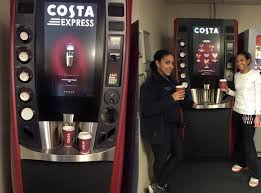 Costa Vending Machines Classy Datchet Eton Leisure Costa Coffee