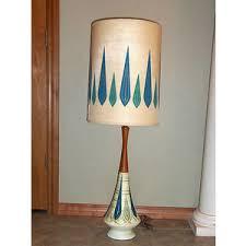 mid century lamp. Mid Century Ceramic Table Lamp Tyres2c M