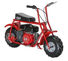 amazon com coleman powersports 98cc 3 0hp ct100u gas powered mini