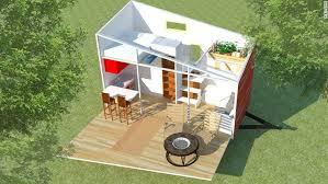 3 story tiny house. Tiny Home Fold Down Porch 3 Story House