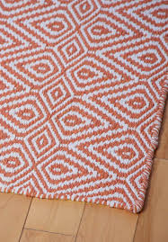 orange and white rug  cool ideas for we – robobrienme