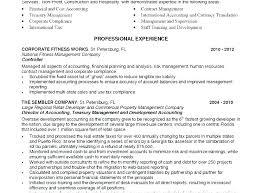 Sample Director Of Finance Resume Sample Finance Manager Resume