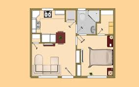 Pod House Plans Small House Plan Under 500 Sq Ftgood For The Guest House To