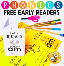 Phonics printable worksheets and activities (word families). Phonics Worksheets Kindergarten Mom