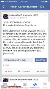 new car launches in january 2014AllNew Honda City Commercial Launch on January 2nd