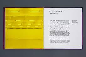 some ideas about colour • • studio olafur eliasson