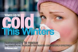 Natural Homeopathic Remedies for Colds