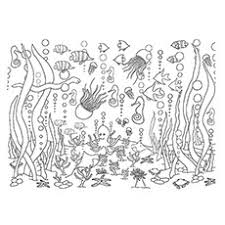 Coloring page inspired by the jules verne's novel 20 000 leagues under the sea. 35 Best Free Printable Ocean Coloring Pages Online