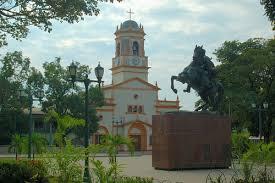 Image result for vista aerea de la ciudad de puerto ayacucho