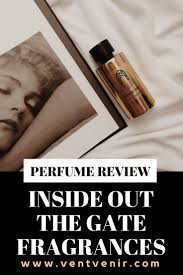 Revisión de Inside Out <b>The Gate Fragrances Paris</b> | Ventvenir ...